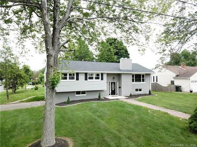 Wethersfield Single Family Home For Sale: 128 Olney Road