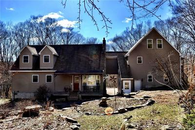 Ledyard Single Family Home For Sale: 22 Huntington Way