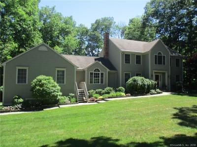 Southbury Single Family Home For Sale: 78 Wolfpit Road
