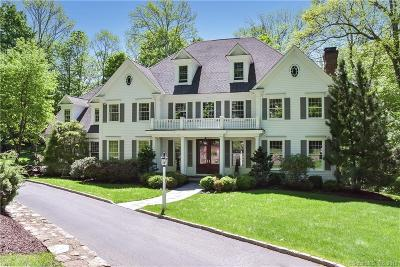 RIDGEFIELD Single Family Home For Sale: 13 Golf Court