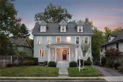 Hartford Single Family Home For Sale: 92 Fern Street