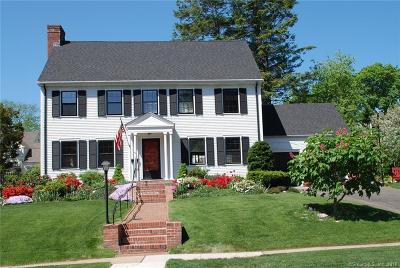 West Hartford Single Family Home For Sale: 25 Scarsdale Road