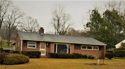 Norwich Single Family Home For Sale: 582 Laurel Hill Road