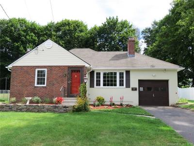 New Britain Single Family Home For Sale: 93 Barbour Road