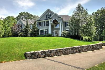 Newtown Single Family Home For Sale: 5 Short Hill Road