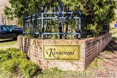 Bethel Condo/Townhouse For Sale: 27 Kingswood Drive #27