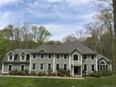 New Fairfield Single Family Home For Sale: 11 Rock Ridge Court