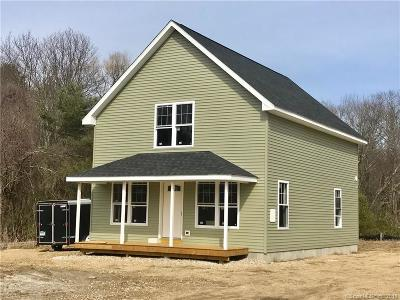 Woodstock Single Family Home For Sale: Spring Hill Road