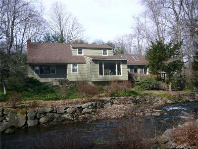 Hamden Single Family Home For Sale: 569 River Road