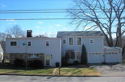 Groton Single Family Home For Sale: 64 Warren Avenue