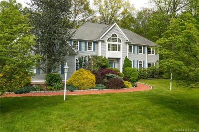 Easton Single Family Home For Sale: 55 Old Stonewall Road