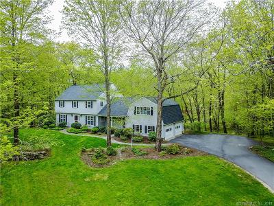 Ridgefield Single Family Home Show: 140 Old West Mountain Road