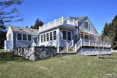 Stonington Single Family Home For Sale: 3 Plover Lane