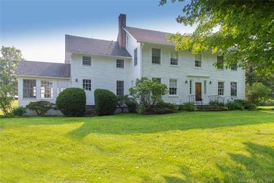 Sharon Single Family Home For Sale: 104 East Street
