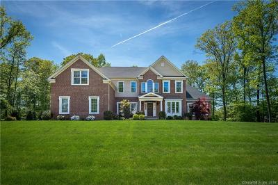 Avon Single Family Home For Sale: 6 Cranbrook