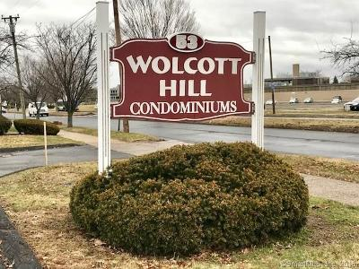 Wethersfield Condo/Townhouse For Sale: 53 Wolcott Hill Road #A7