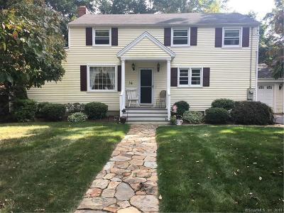Trumbull Rental For Rent: 14 Walnut Avenue