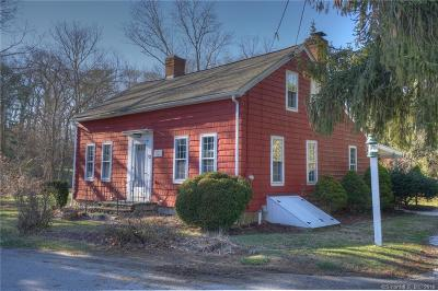Stonington CT Single Family Home For Sale: $285,000