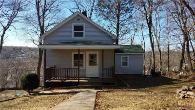 Waterbury Single Family Home For Sale: 53 Faber Avenue