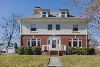 West Hartford Single Family Home For Sale: 19 Lemay Street