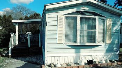 Groton CT Single Family Home For Sale: $37,900