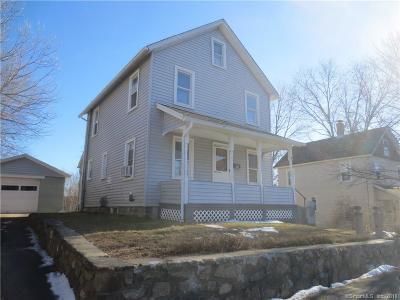 Torrington Single Family Home For Sale: 80 Red Mountain Avenue