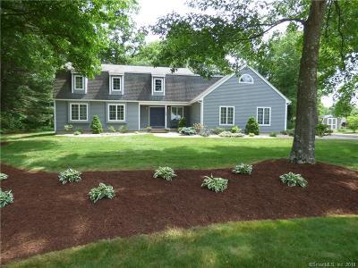 Southington Single Family Home For Sale: 108 Dayton Drive