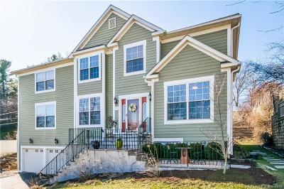 West Hartford Single Family Home For Sale: 89 Kirkwood Road
