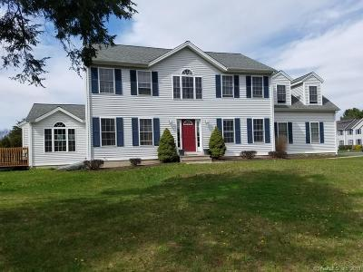 Southington Single Family Home For Sale: 1 Lovley Drive
