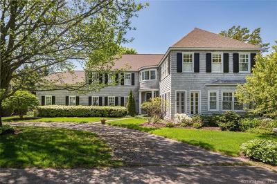 Madison Single Family Home For Sale: 18 Waterbury Avenue