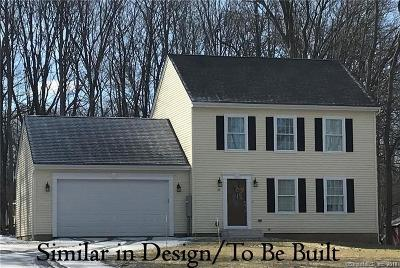 Middlefield Single Family Home For Sale: Jackson Hill Road