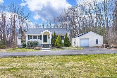 Monroe Single Family Home For Sale: 491 Moose Hill Road
