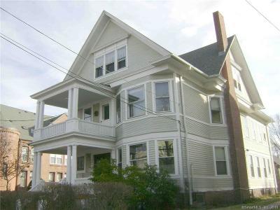 New Haven Condo/Townhouse For Sale: 637 Orange Street #3