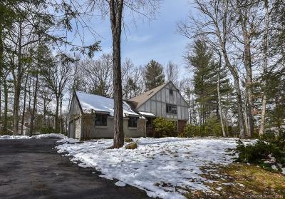 Avon Single Family Home For Sale: 213 Stagecoach Road