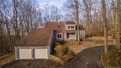 Redding Single Family Home For Sale: 45 Seventy Acre Road