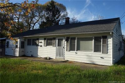 Groton CT Single Family Home For Sale: $192,000