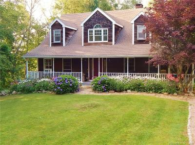Stonington CT Single Family Home For Sale: $649,900