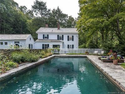 Roxbury Single Family Home For Sale: 1 Davenport Road