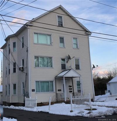 New Britain Multi Family Home For Sale: 103 Market Street
