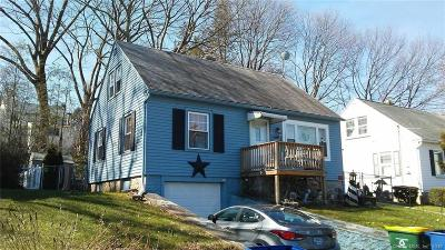 Waterbury Single Family Home For Sale: 3 Crystal Terrace
