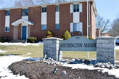 Southington Condo/Townhouse For Sale: 273 Queen Street #1B