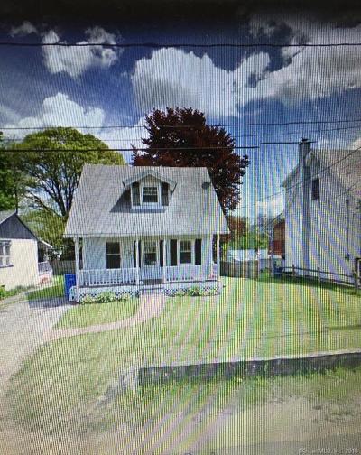 Waterbury Single Family Home For Sale: 60 Morton Road