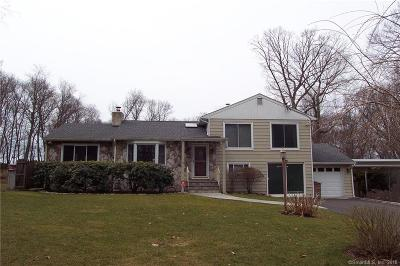 Norwalk CT Single Family Home For Sale: $629,000