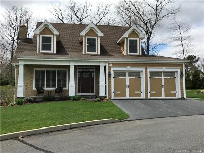 Cheshire Single Family Home For Sale: 83 Boxwood Row