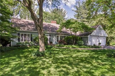 West Hartford Single Family Home For Sale: 3 Berwyn Lane
