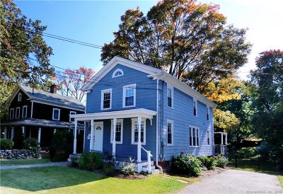 Fairfield County Single Family Home For Sale: 781 Broad Street