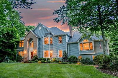 Easton Single Family Home For Sale: 10 Country Club Lane