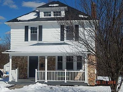 Cromwell Single Family Home For Sale: 490 Main Street