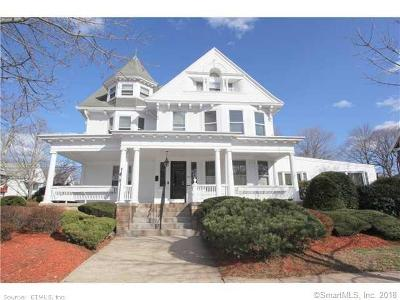 New Haven Single Family Home Show: 1377 Ella T Grasso Boulevard
