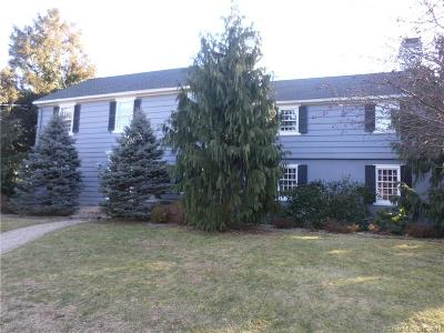 Hamden Single Family Home For Sale: 41 Brookside Drive